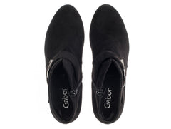 Gabor 35.853.47 in Black upper view