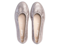 Gabor 22.400.22 in Metallic top view