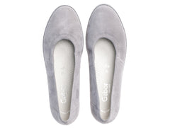 Gabor 22.400.30 in Light Grey top view