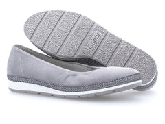 Gabor 22.400.30 in Light Grey sole view