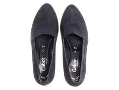 Gabor 92.052.26 in Navy suede top view