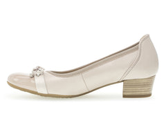 Gabor 22.205.22 in Nude Leather inner view