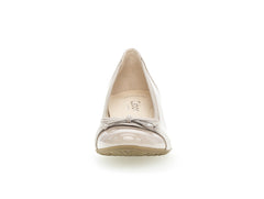 Gabor 22.205.22 in Nude Leather front view