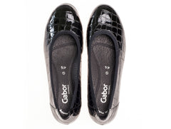 Gabor 32.020.87 in Black top view