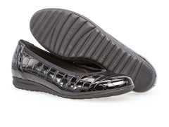 Gabor 32.020.87 in Black sole view