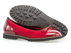 Gabor 34.100.13 red sole view