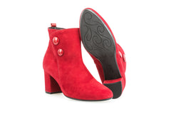Gabor 35.802.15 red sole view