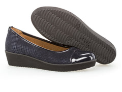 Gabor 36.471.66 navy sole view