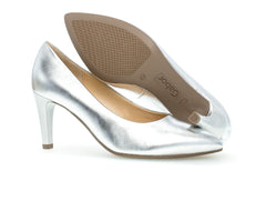 Gabor 41.380.58 silver sole view