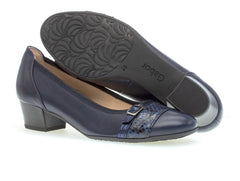 Gabor 42.203.66 navy sole view