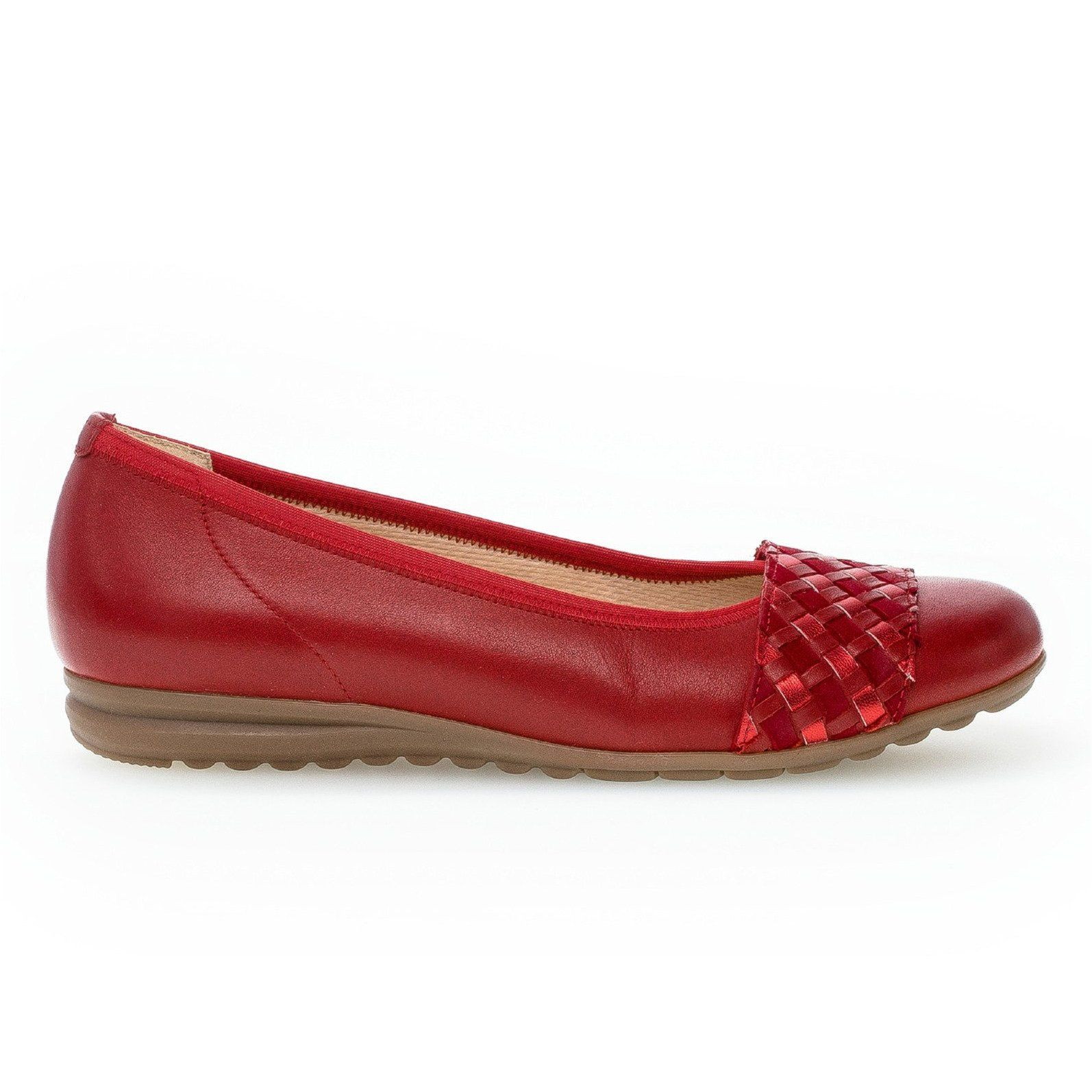 Gabor 42.623.68 red outer view