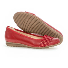 Gabor 42.623.68 red  sole view