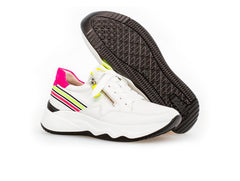Gabor 43.492.23 in White Multi sole view