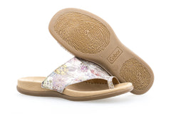 Gabor 43.700.33 floral sole view