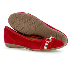 Gabor 44.165.15 red sole view