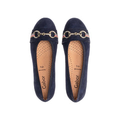 Gabor 44.165.16 navy top view