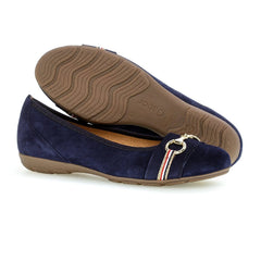 Gabor 44.165.16 navy sole view