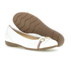 Gabor 44.165.21 white sole view
