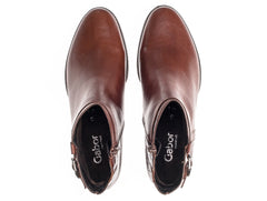 Gabor 52.834.51 in Brown Leather top view
