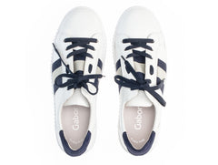Gabor 53.336.20 in white navy top view