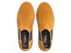 Gabor 53.731.30 in mustard top view