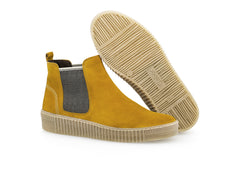 Gabor 53.731.30 in mustard sole view