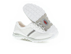Gabor 66.966.51 in White silver sole view