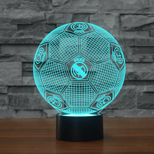 Real Madrid Lamp