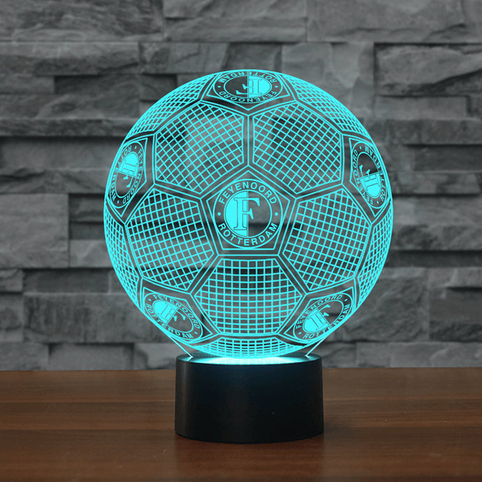 Feyenoord Led Lamp