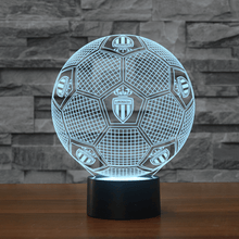 AS Monaco FC Lamp