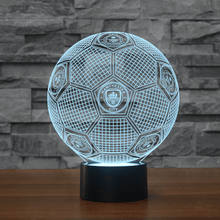 Manchester City Lamp