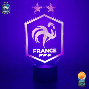France World Cup Lamp