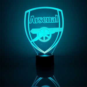 Arsenal Lamp