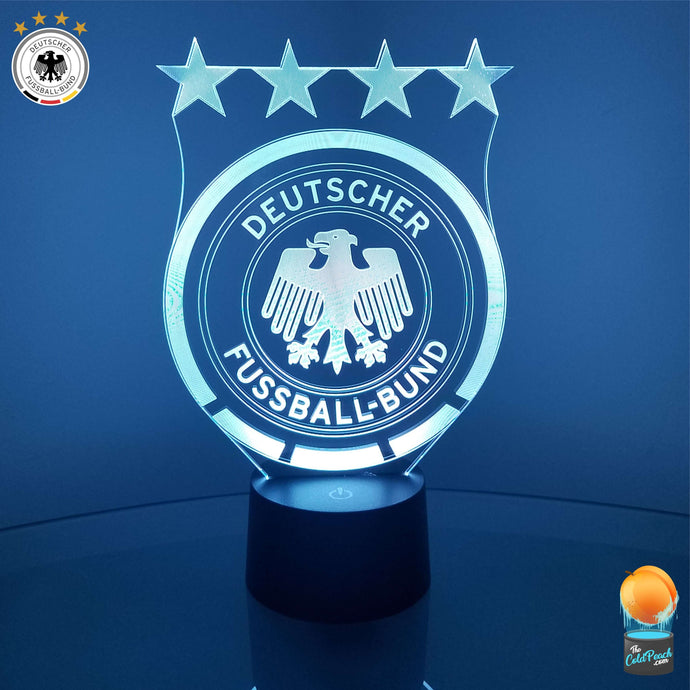 Germany World Cup Led Lamp