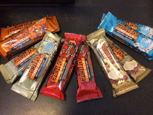 Grenade Carb Killa Variety Pack (10 bars - 5 different flavours)