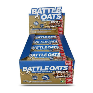 Battle Oats Flapjack (12 bars)