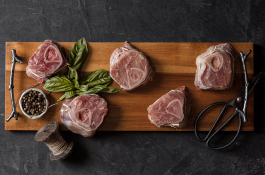 PETITE BOB CENTER CUT OSSO BUCO