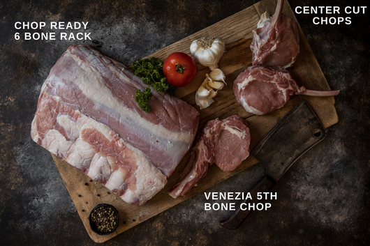 VENEZIA 5TH BONE CHOP