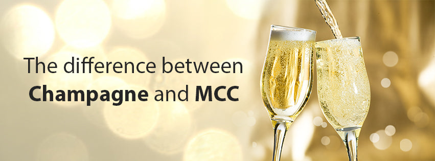 The Difference Between Champagne and MCC