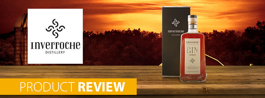 The Indigenous Distinction: Inverroche Gin Amber