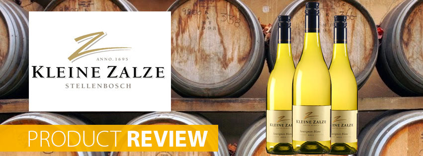 The Kleine Zalze Sauvignon Blanc with Big Taste