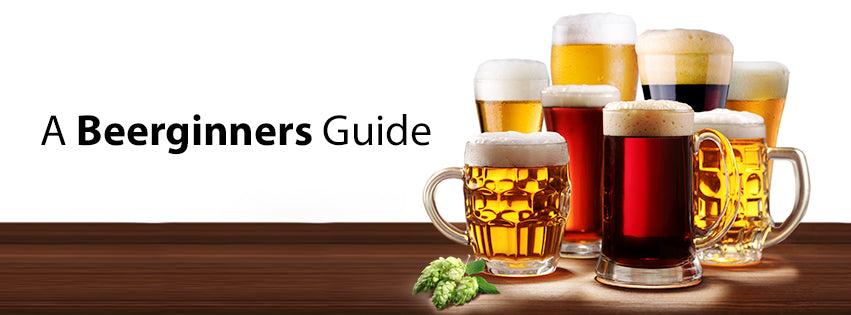 NGF's Quick Guide to Beer