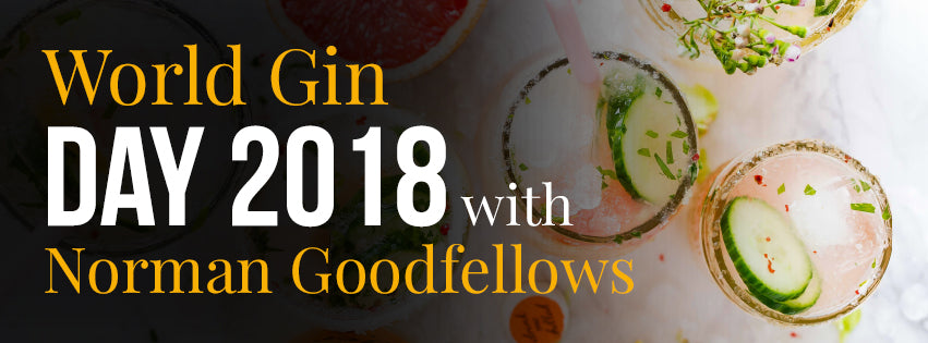 World Gin Day 2018 with Norman Goodfellows