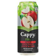 CAPPY APPLE CAN 330ML