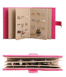 Portable Earring Organiser