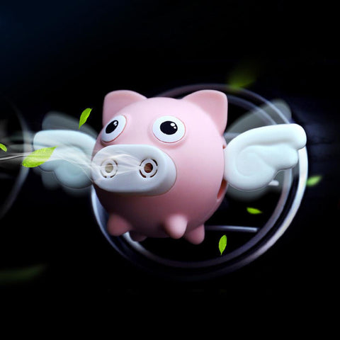 Flying Pig Car Freshener