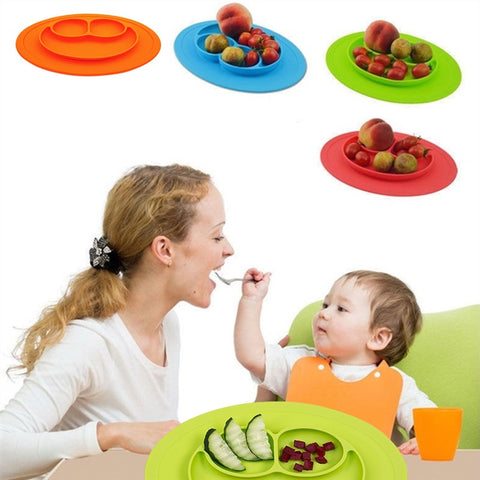 Baby Smile Plate