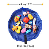 Drawstring Toy Sack