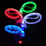 LED Android Glow Charger