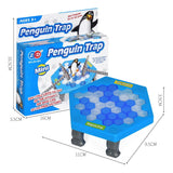 Mini Ice Breaking Penguin Trap Game